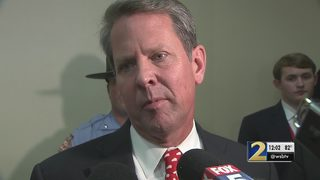 Kemp secures Republican nomination for governor