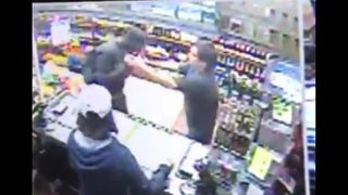 Man uses MMA training to stop suspected shoplifter