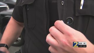 Alpharetta police latest department to get body cameras