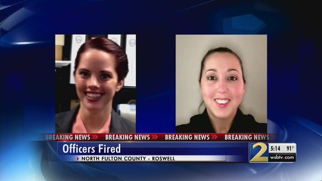 Georgia Coin Flip Arrest Video Roswell Police Officers In