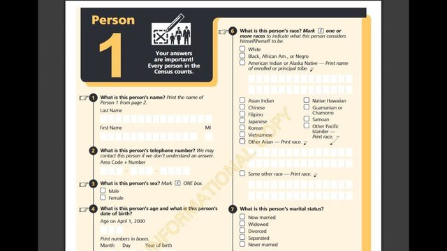 The upcoming U S  Census: 6 common questions answered | WSB-TV