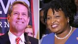 The race for governor between Stacey Abrams and Brian Kemp is a warmup for the 2020 presidential election and a historic test of whether Georgia is a battleground state in President Donald Trump's bid for a second term.