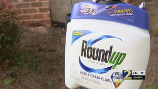 Local landscapers among thousands claiming popular weed killer caused their cancer