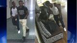 Victims' families robbed at Grady, police say.