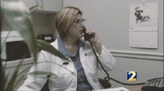 DeKalb Medical Center nurse honored