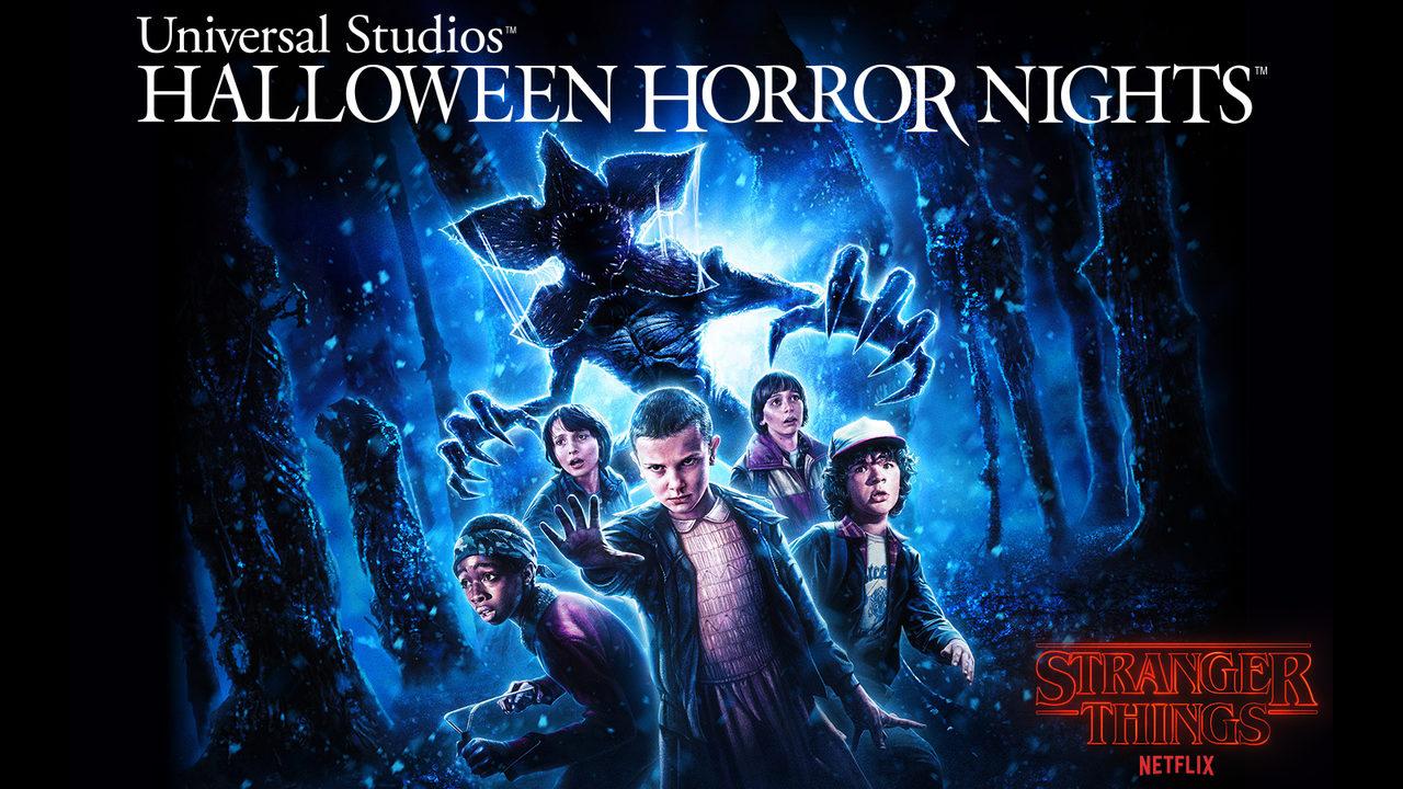stranger things' coming to universal's halloween horror nights | wsb-tv