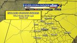 Severe Storm outlook for Tuesday afternoon