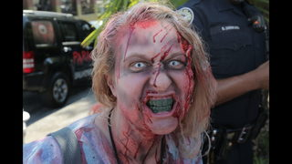 PHOTOS: Zombies fill the streets of Virginia Highland