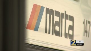 Drivers say improperly-parked MARTA buses create dangerous conditions