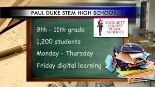 New STEM high school opens in Gwinnett County