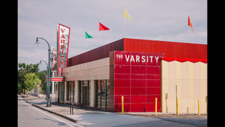 The Varsity turns 90: A look back at photos and history through the