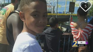 12-year-old hit by gunfire recovering after being in coma