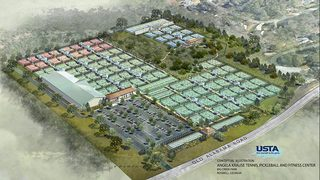 Roswell says new tennis complex would be huge boost. Neighbors don