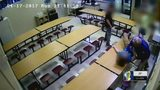 CAUGHT ON CAMERA: Teacher grabs student by throat, slams him to table over Styrofoam tray