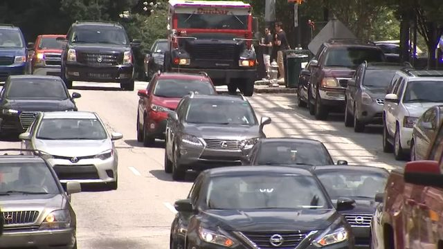 Atlanta drivers, relief is in sight: One-way streets changed to two-ways in new proposal | WSB-TV