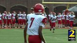 There's reason to dance! High school football is back