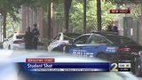 Georgia State student shot on campus