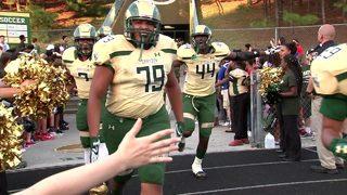 Georgia high school football returns