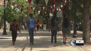 Hundreds of students have nowhere to sleep at Clark Atlanta University
