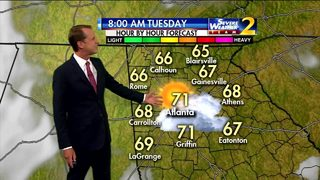 Light fog, cooler temperatures start off Tuesday commute