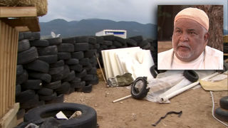 Friend request helped lead to whereabouts of NM desert compound, man says