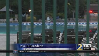 More than a dozen sick at Lifetime Fitness pool, fire officials say
