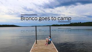Bronco Goes to Camp