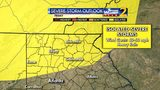 According to Severe Weather Team 2 Meteorologist Karen Minton, there's a chance for severe storms on Friday.