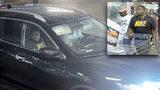 Atlanta police say these men have broken into almost a dozen cars in a parking deck at the Georgia Aquarium.