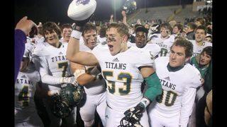 Top 10 high school football games this weekend