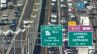 Attention drivers! You could soon pay more to drive on express lanes