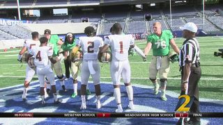 Buford beats Tucker in game featuring state powers