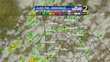 Rain chances for Sunday evening
