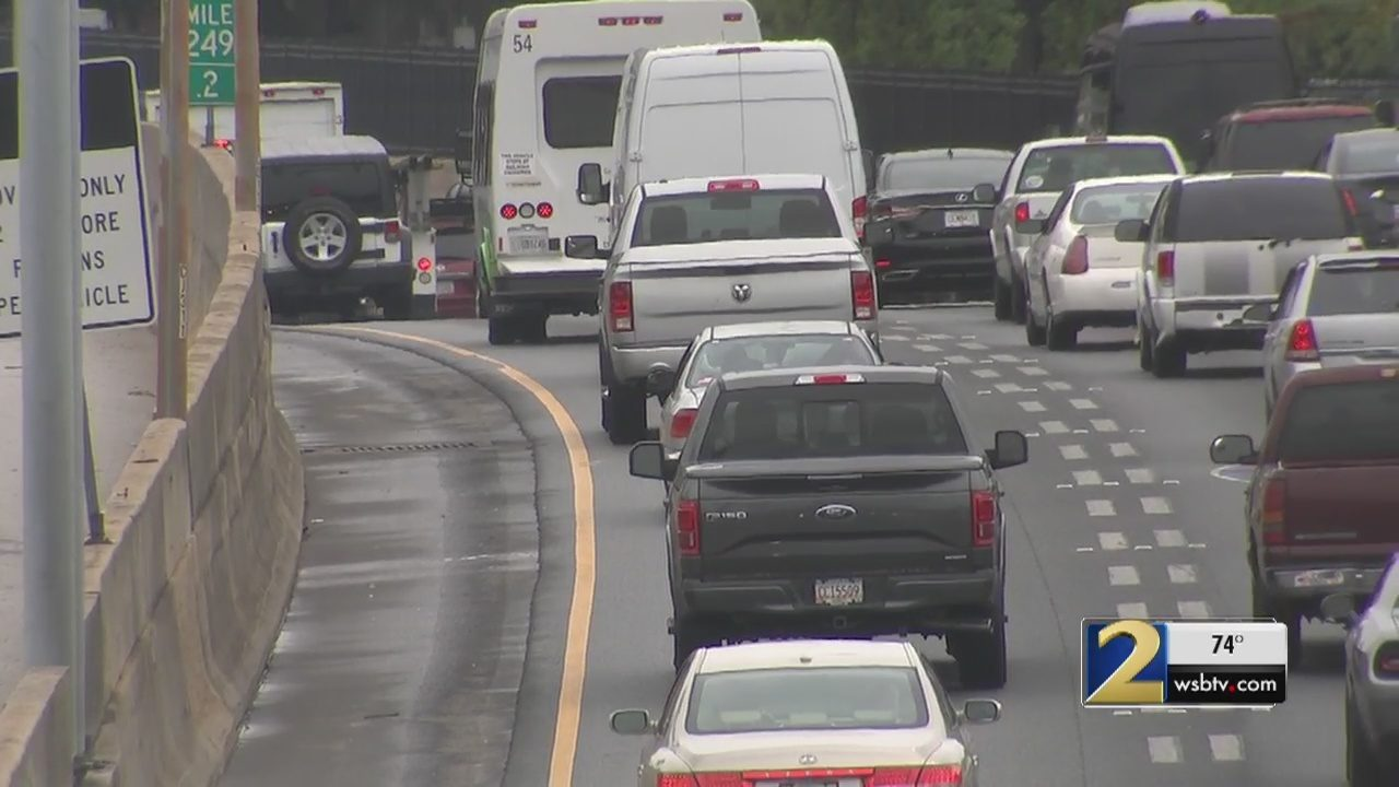 Government shutdown could impact local roadway projects | WSB-TV