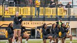 4 of 5 KSU cheerleaders who protested anthem not picked to return to squad.