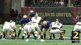 BIG HIT by the BIG Man! Check out McEachern's Jamil Burroughs