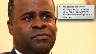 Bonuses, prizes given under former Atlanta Mayor Reed broke law, new report finds