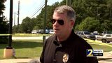 RAW VIDEO: Covington police give update on officer who was shot outside a Walmart