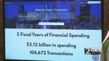Atlanta mayor invites anyone to look at city's spending