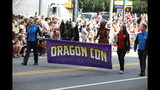 Time-lapse: Dragon Con Parade in 30 seconds