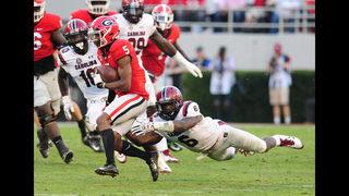 Will game at South Carolina start or stall UGA on road to Atlanta?