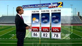 High School Football Forecast: Friday, September 7 2018