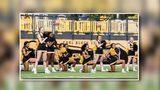 Some Kennesaw State University cheerleaders took a knee last season.