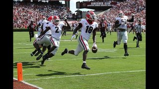 Georgia asserts dominance in SEC East, takes out Gamecocks