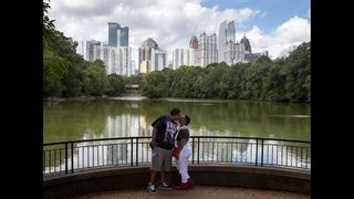New study puts Georgia in top 20 of happiest states in US