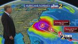 Hurricane Florence now major Category 4 hurricane with winds up to 140 mph