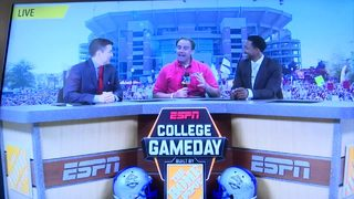 Appear on College Gameday, meet Peyton Manning at College Football Hall of Fame