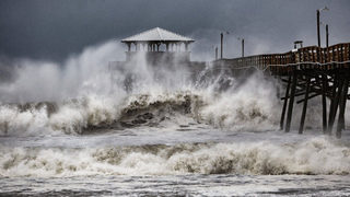 Coastal communities brace for impact from Hurricane Florence