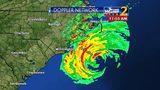 Hurricane Florence is 125 miles off the North Carolina coast.