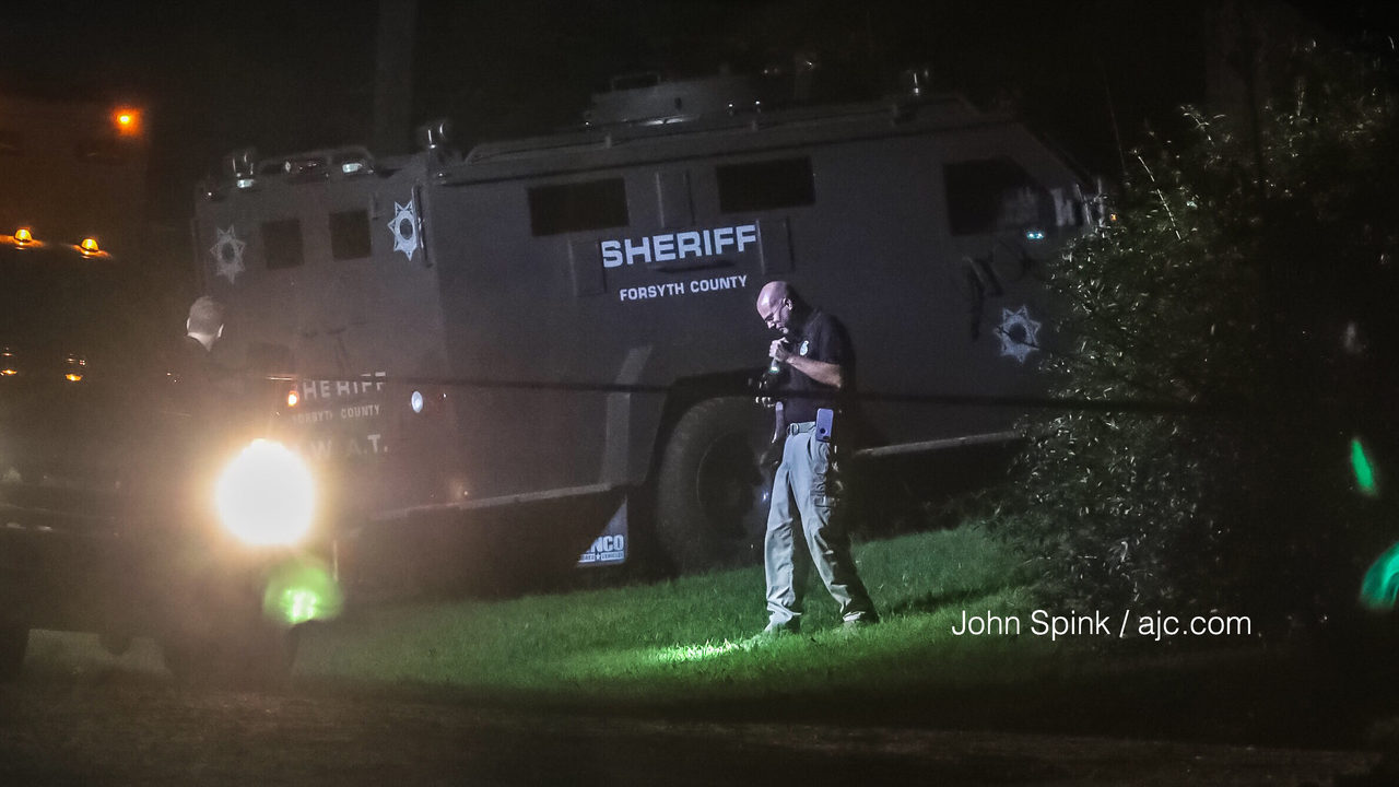 Man dead in police-involved shooting after SWAT standoff